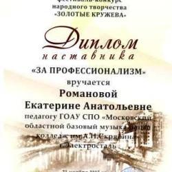 Романова Е.А.
